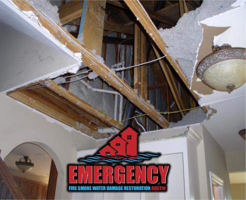 Emergency Fire Smoke Water Damage Restoration Austin Round Rock Hutto 354