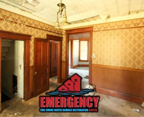 Emergency Fire Smoke Water Damage Restoration Austin Round Rock Hutto 374