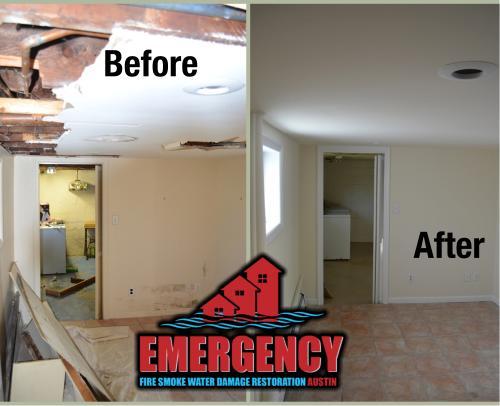 Emergency Fire Smoke Water Damage Restoration Austin Round Rock Hutto 380